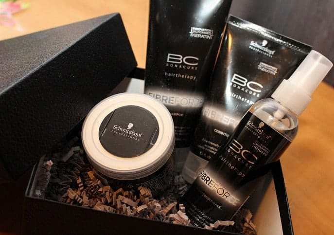 BC Fibre Force review giveaway