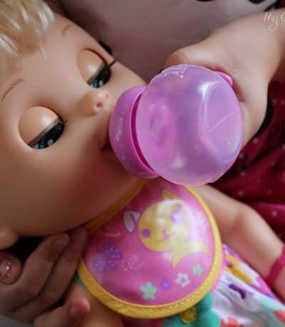 Baby Alive Real Surprises Baby