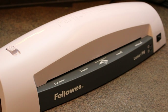 Fellowes Lunar Laminator