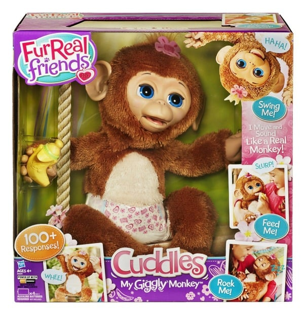 Furreal-Friends-Cuddles-Giggly-Monkey-review-giveaway