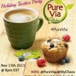 PureVia-Twitter-Party