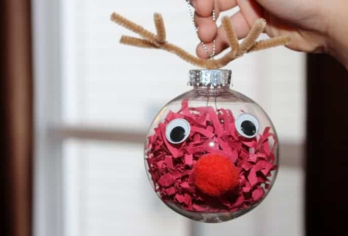 Rudolph-Ball-Ornament-DIY-fellowes