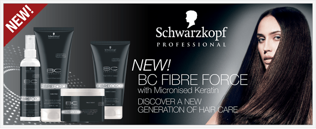 Schwarzkopf BC Fibre Force review giveaway