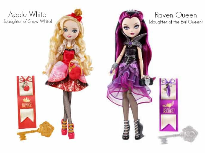 ever after high dolls canada review