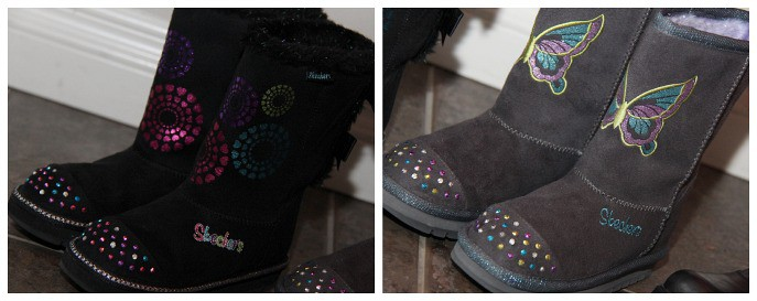 skechers fashion boots