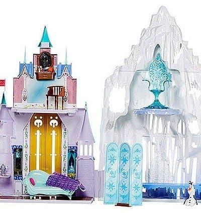 Disney Princess Frozen 2-in-1 Castle Playset