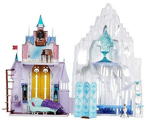 Disney Princess Frozen 2-in-1 Castle Playset