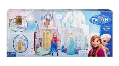 Disney Princess Frozen Castle Playset