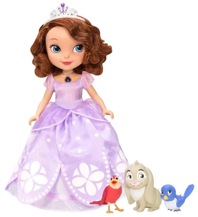 Disney Sofia the First Talking Sofia and Animal Friends review