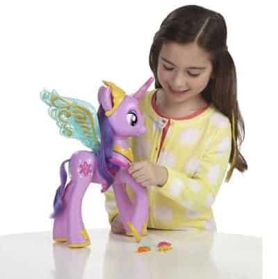 My Little Pony Princess Twilight Sparkle Figure review