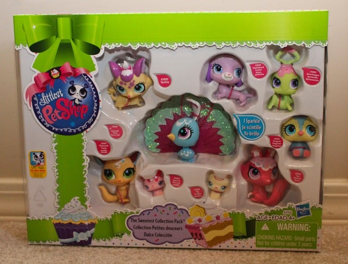 Sweetest Littlest Pet Shop Collection Pack