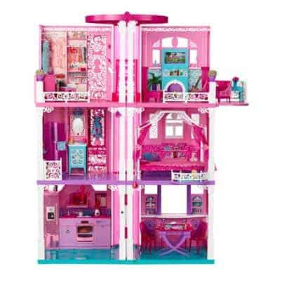 Barbie Dreamhouse Hot Holiday Toy From Mattel My