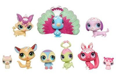 littlest pet shop sweetest collection pack review