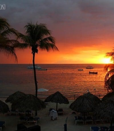 The Perfect Sunset – Negril Jamaica
