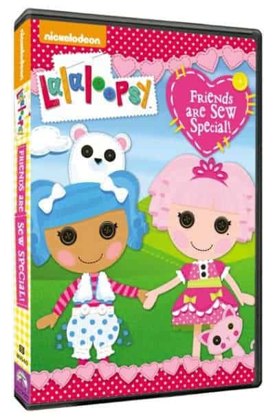 Lalaloopsy Friends are Sew Special