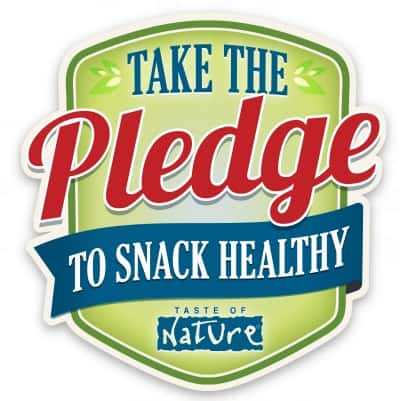 TakeThePledge Taste of Nature Logo