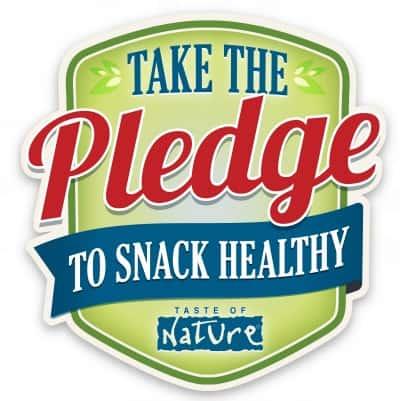TakeThePledge Taste of Nature Logo