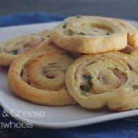 Ham & Cheese Pinwheels