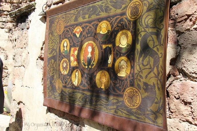 scottish Highland magic kingdom disney world merida