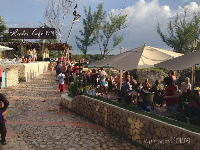 Ricks Cafe negril jamaica travel