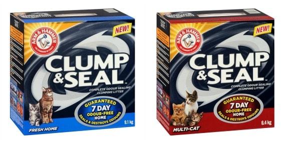 Arm Hammer S Clump Seal Cat Litter