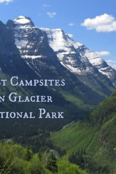 Best Campsites in Glacier National Park