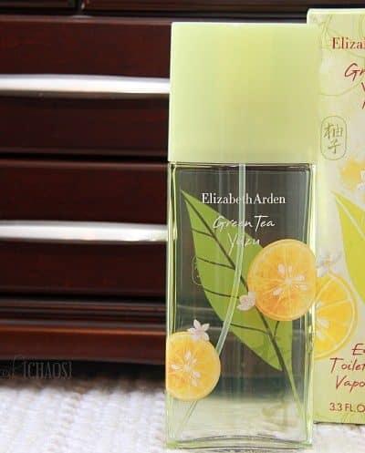 Green Tea Yuzu Fragrance by Elizabeth Arden