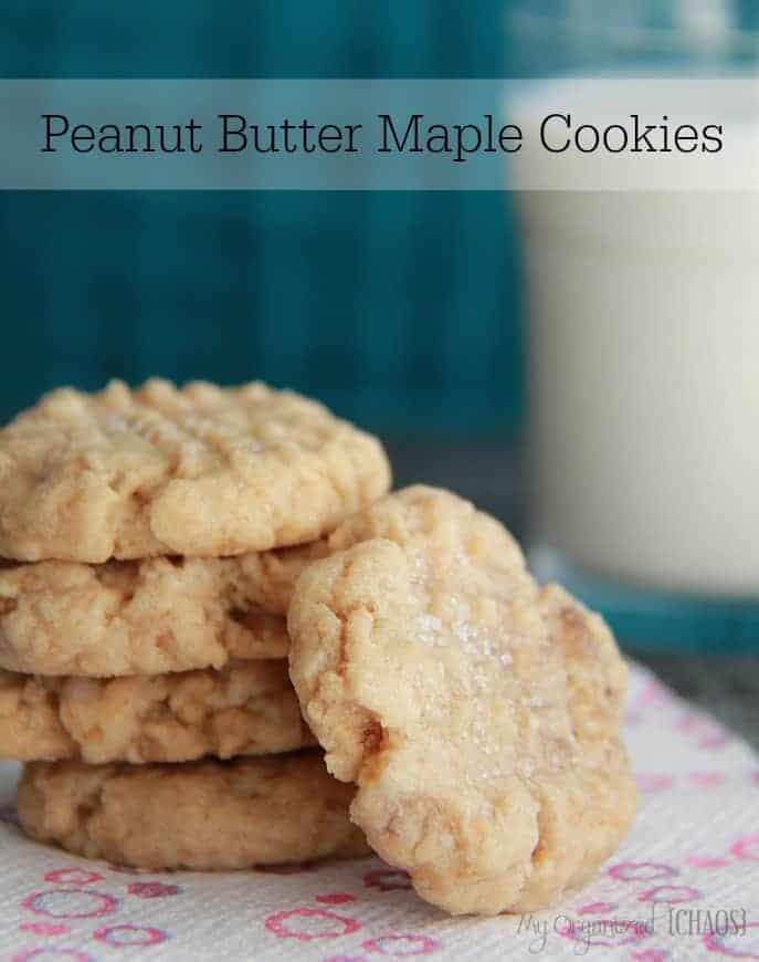 Peanut-Butter-Maple-Cookies-recipe