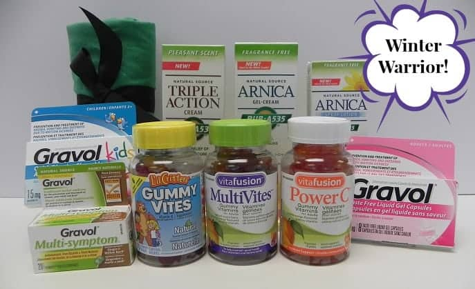 Winter Warriors: Keeping Your Family Healthy this Season
