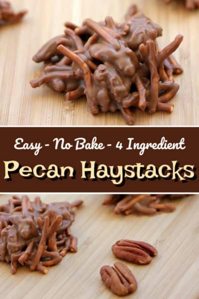 Pecan Haystacks