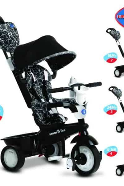 SmarTrike Touch Steering Chic Tricycle #Giveaway