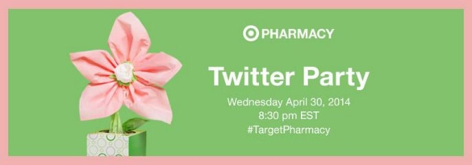 Welcoming Spring with a ‪#‎TargetPharmacy‬ Twitter Party!