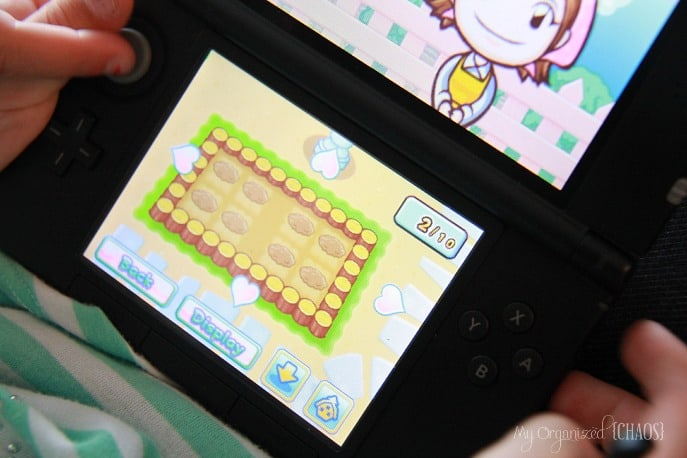 Gardening-Mama-2-Forest-Friends‏-for-3DS-review