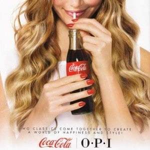 OPI Announces the Coca-Cola Collection!