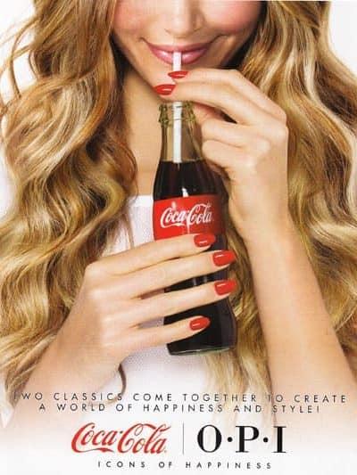 OPI Announces the Coca-Cola Collection!