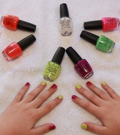 Neons by OPI!