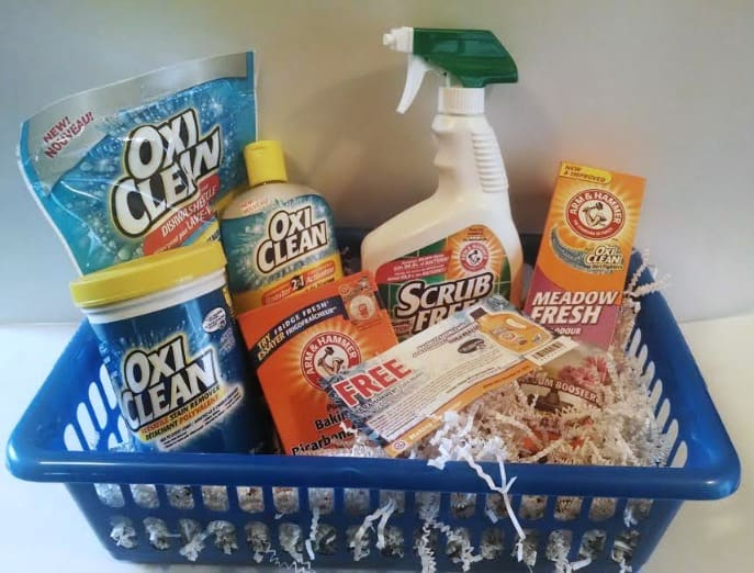 Cleaning – The Easy Way