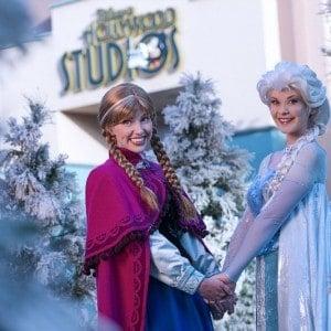 A Summer of Frozen Fun at Walt Disney World