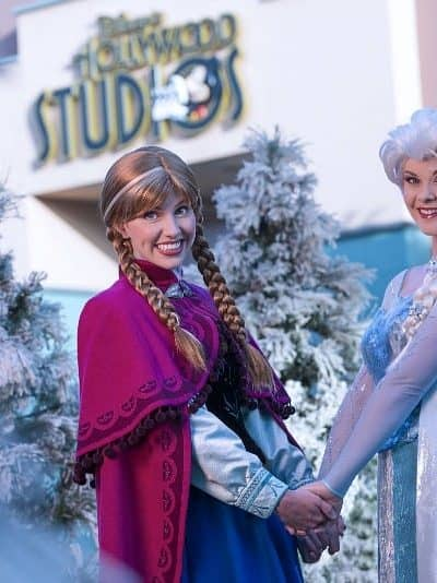A Summer of Frozen Fun at Walt Disney World