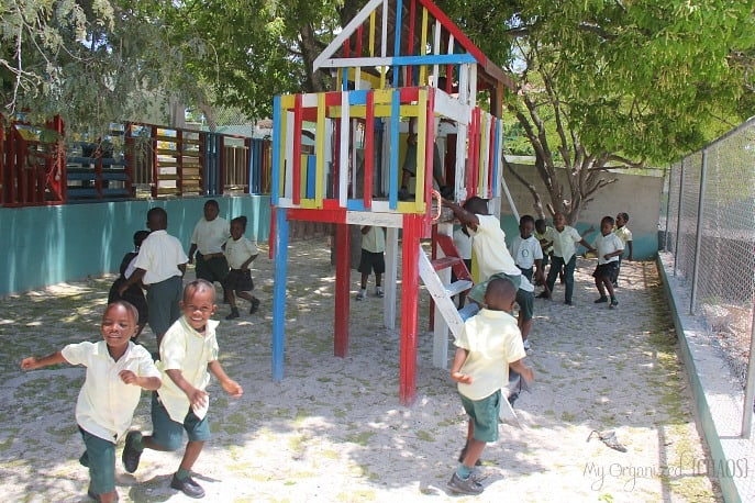 school-playground-turks-and-caicos