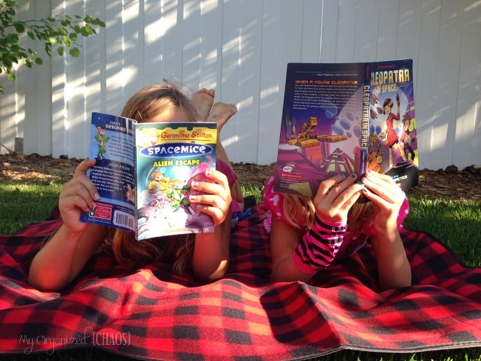 summer reading with scholastic canada