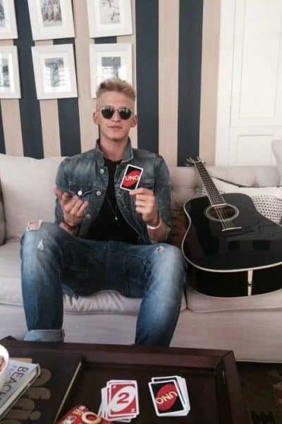 UNO & Cody Simpson VIP Experience #giveaway