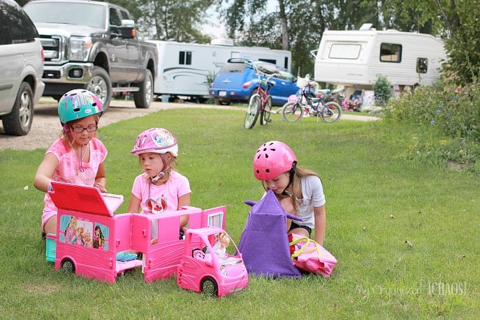 Life-Experiences-Reenacted-through-Play-BarbieProject