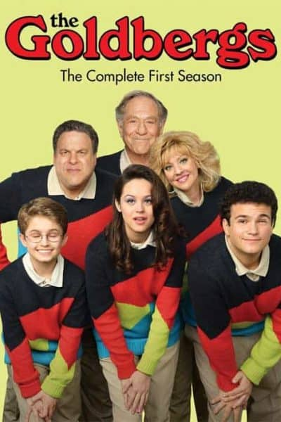 The Goldbergs: The Complete First Season on DVD
