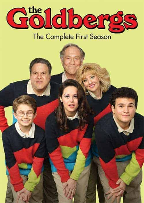 The Goldbergs- The Complete First Season on DVD