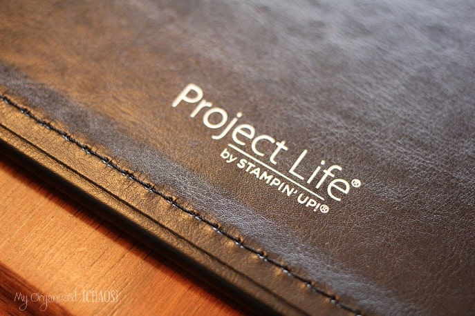 project life by stampin up review giveaway