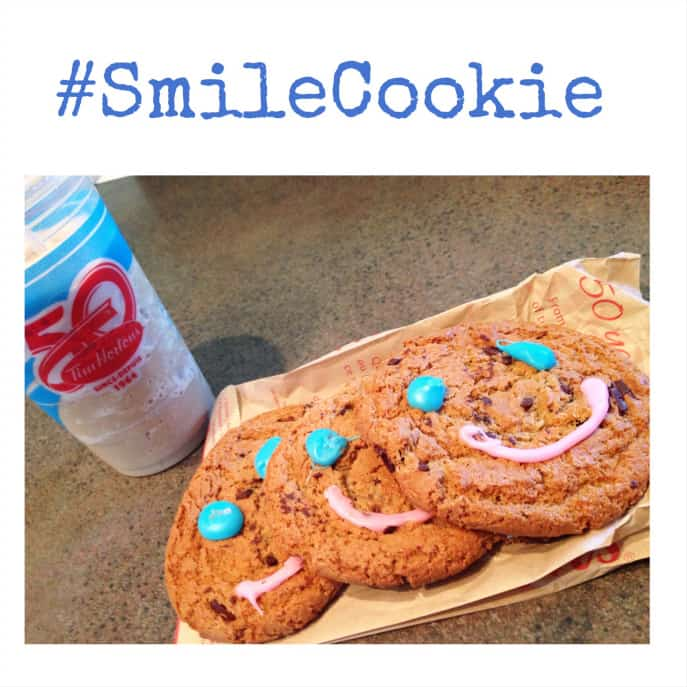 smile-cookie-tim-hortons