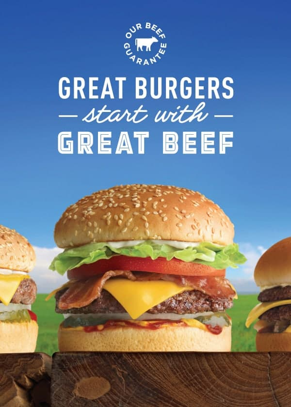 Great Beef Makes Great Burgers