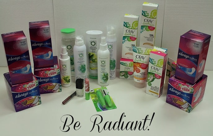 Always-Tampax-Be-Radiant-giveaway