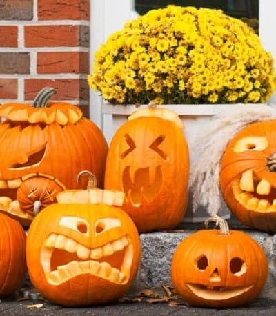 Halloween Tricks and Treats for Healthy Teeth